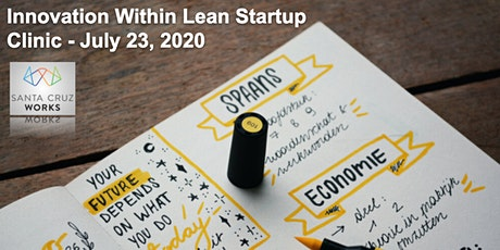 Clinic: Innovation Within Lean Startup tickets