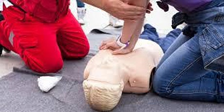 American Red Cross First Aid/CPR/AED-Blended Learning tickets