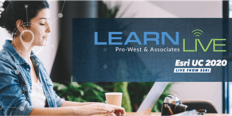 Pro-West Learn Live - Pro Tips for Pro: Editing Parcels in ArcGIS Pro tickets