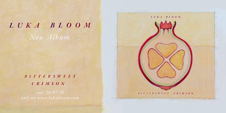 Luka Bloom Record Launch tickets