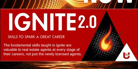 Ignite 2.0 tickets