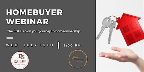 Homebuyer Webinar with The Dailey Group tickets