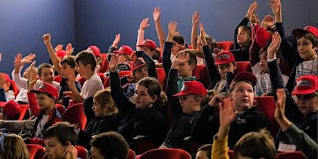 Cinema all'aperto per i più piccoli - Angry bird 2 biglietti