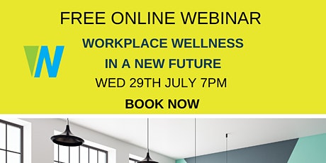 WellExpo Workplace Wellness Webinar tickets