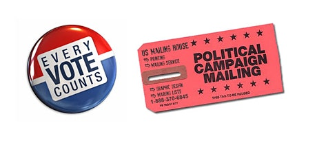 DIRECT MAIL MATTERS: THE POLITICAL MAIL CAMPAIGN tickets
