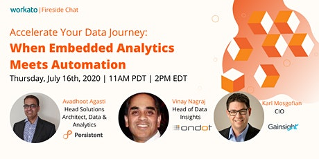 Accelerate Your Data Journey: When Embedded Analytics Meets Automation tickets
