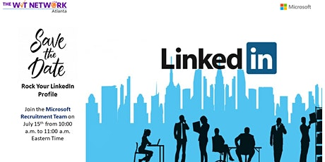 Rock your LinkedIn Profile Led by Microsoft Recruiters entradas