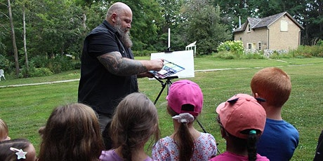 Family Plein Air in the Garden tickets