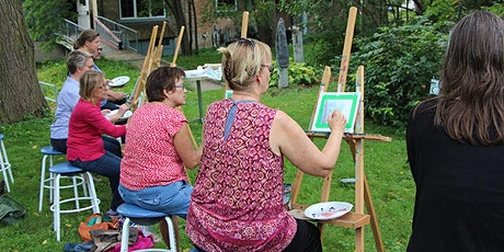 Plein Air in the Garden tickets