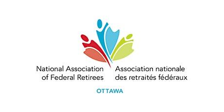 2021 Ottawa Branch AGM - Virtual Event tickets