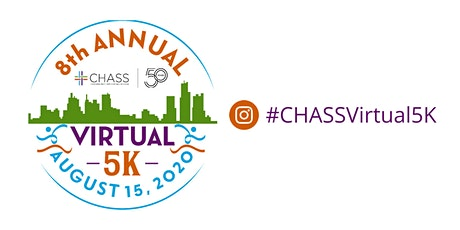 CHASS Virtual 5K tickets
