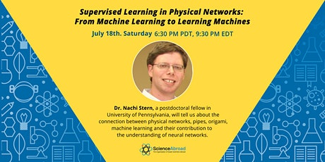 Science on the Rocks- From Machine Learning to Learning Machines tickets