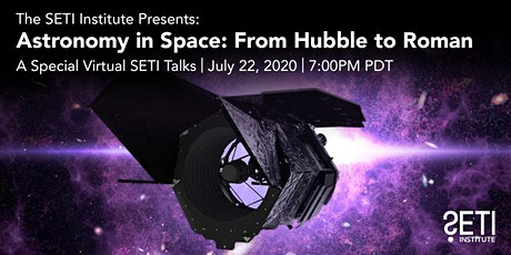 Astronomy in Space: From Hubble to Roman tickets