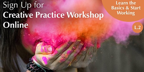 Points Of You Canada- Creative Practice L2 Online Training tickets