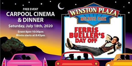 Carpool Cinema & Dinner  at Winston Plaza tickets