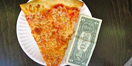 Economics of a Pizza Shop tickets