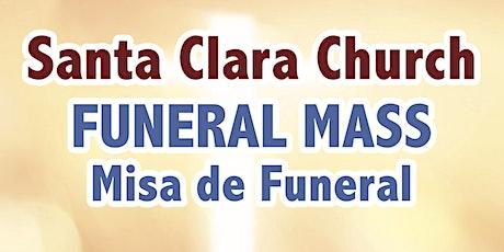 10:00am Funeral Mass: Henry Contreras tickets