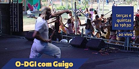 O-DGI com Guigo bilhetes