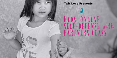Kids' Self-defense with Partners tickets