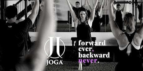 Forward Ever, Backward Never x JOGA Regen tickets