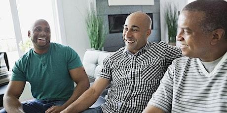 Men's Survivorship Support Group tickets