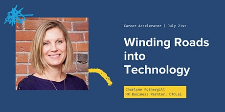 Winding Roads Into Technology with Charlyne Fothergill tickets