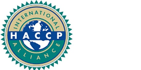 HACCP Course - Online Live  Accredited Course tickets