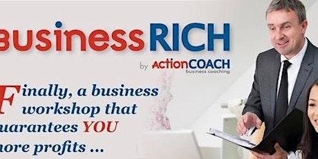 BusinessRICH July 31- August 1 Virtual Workshop tickets