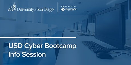 Online Info Session | USD Cybersecurity Bootcamp tickets