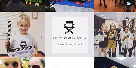 LIGHTS CAMERA ACTION SUMMER WORKSHOPS tickets