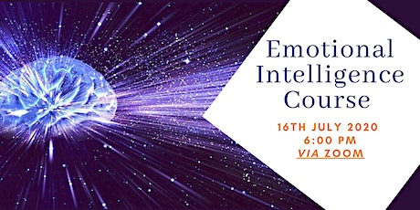 Emotional intelligence course tickets