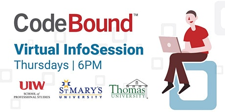 GA- CodeBound Virtual Info Session tickets