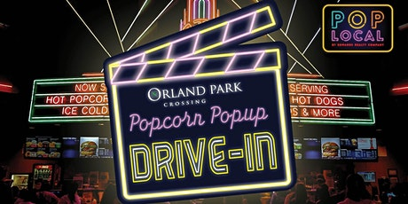 August Drive-In Movie | 3:30pm @ Orland Park Crossing tickets