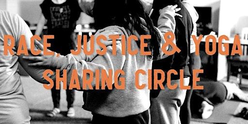 Race, Justice & Yoga