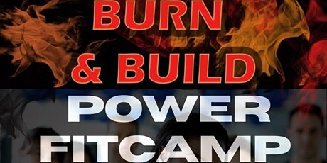 Burn & Build POWER FitCamp tickets