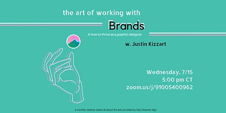 The Art of Working with Brands: How to Thrive as a Designer tickets