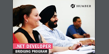 Hiring and Networking Event   .NET Developer Program   Humber College tickets