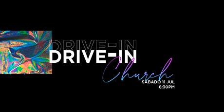 Drive-in Church boletos