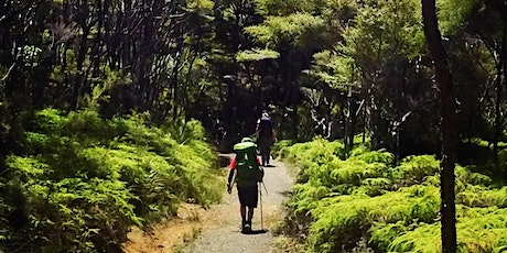 3-day HIKE Aotea Track Great Barrier Island tickets