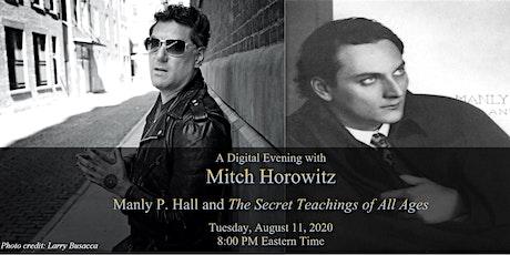 A Digital Evening with Mitch Horowitz tickets