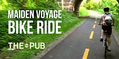 Maiden Voyage Bike Ride tickets
