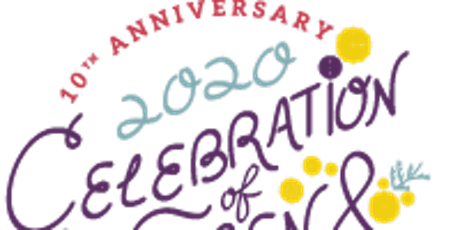 10th Annual Celebration of Women and Girls tickets