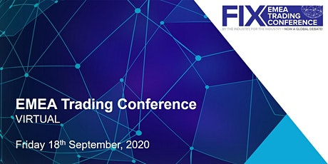 EMEA Trading Conference 2020 tickets