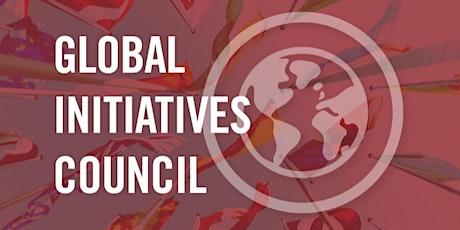Global Initiatives Council biglietti