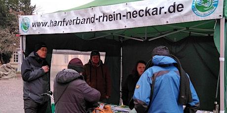 Online Infotisch Hanfverband Rhein-Neckar Tickets