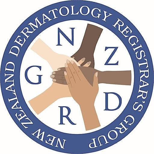 New Zealand Dermatology Registrar's Group logo