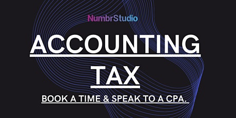 Free 30-Min Startup Accounting & Tax Consultation with CPAs tickets