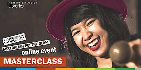 Poetry Slam Masterclass - Online Event tickets