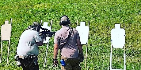 Rifle and Pistol Drills Skills Class tickets