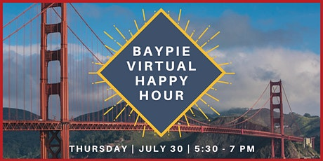 BAYPIE Virtual Happy Hour tickets